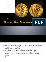 The Golden Bull Movement