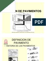 GENERALIDADES DE PAVIMENTOS