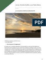 80grados.net-Entre Confederaciones Nicolás Guillén Luis Palés Matos y Aimé Césaire