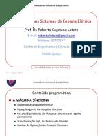 Isee 7 - Maquina Sincrona