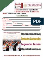 Productos2DaSesionTallerCapacitacionME.docx