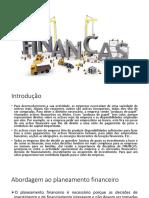 Finanças i (Gf)