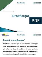 5. Precificação
