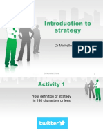 Introduction to Strategy1