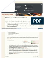 Rpg Stackexchange Com Questions 153368 What is a Good Class
