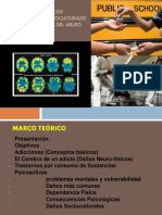Daños Neurofisicos Psicológicos y Socio Culturales