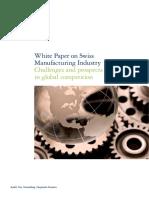 Ch en Manufacturing White Paper Switzerland 05052014