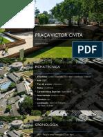 Seminário Praça Victor Civita