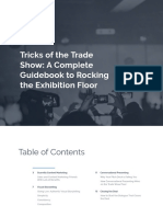 Tricks of the Trade Show Guidebook (2017