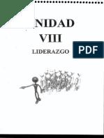 Castro Solano, A. Teoría y evaluación del liderazgo. CAP. 1