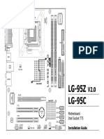TARJETA LG-95C