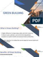 Green building presentation