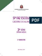 Caderno Do Aluno SP Faz Escola 2ªEM COMPLETO