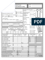 Subsea BOP Stack Operations SI- Deviated Well Kill Sheet