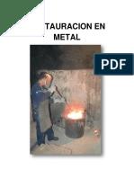 Restauracion en Metales