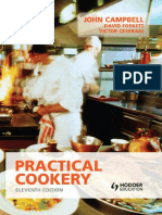Practical Cookery by David Foskett