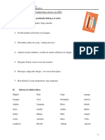 7º Guía ortografía