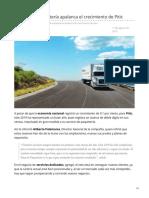 Servicio de paquetería apalanca el crecimiento de Pitic