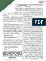 Decreto Supremo Que Modifica El Reglamento Nacional de Vehic Decreto Supremo n 007 2019 Mtc 1748327 3
