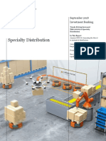 Specialty Distribution Newsletter Sep2018