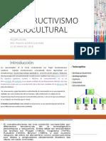 Constructivismo Sociocultural, Por Rosa Maria Acosta Luevano