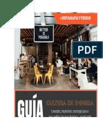 Guía Cultura Organizacional
