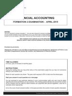 CPA Ireland Financial Accounting 2015-18