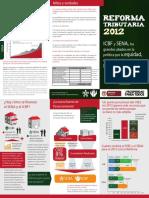 Brochure Reforma Tributaria CREE