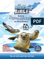 NIrV Adventure Bible Polar Edition Devotional Sampler