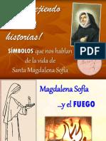 Magdalena Sofía...Sus Simbolos
