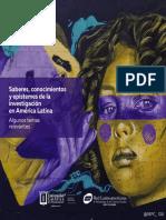 Saberes, Conocimientos y Epistemes de La Investigación en América Latina (1) (2)