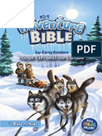 NIrV Adventure Bible Polar Edition Sampler