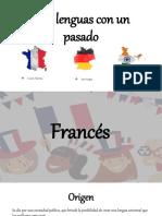 Tres Lenguas Con Un PasadoooM