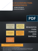 PPT FINAL TUTORIA 1P LEGISLACION - ORGANIZADORA DE EVENTOS CORPORATIVOS.pptx