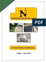 Estructuras de Drenaje en Carreteras