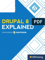 OSTraining - Drupal 8 Explained Your Step-By-Step Guide to Drupal 8