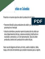 Taller 1_Industria Del Carbón en Colombia