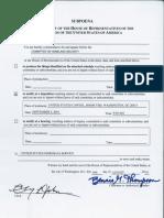 Subpoena to 8chan Founder Jim Watkins