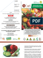 12CF12 Folleto Nutricion Un Corazon Sano