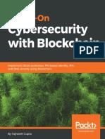 Hands Oncybersecuritywithblockchain eBook