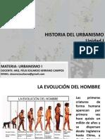 Las Primeras Ciudades Urbanas