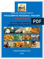 Bases Procompite 2016