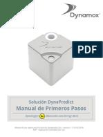 Manual DynaPredict Primeiros Passos ES Versão 1.1!19!02 2019