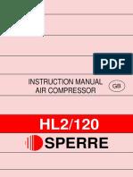 Instruction Manual HL2-120