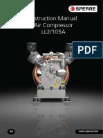 Instruction Manual LL2-105A