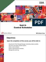 6 - Central Scheduler
