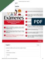 Resuelto Evaluación_ Examen Parcial - Semana 4 Herramientas Para La Productividad 95 de 100