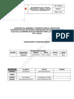 Pet-170-203-02 Ph y Limpieza a Linea de Flujo Qf-581