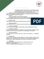 Plano de aula - Futsal
