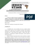 Criminalização das Mulheres, Criminologia Crítica e Feminismo, Hannah Zuquim Aidar Prado